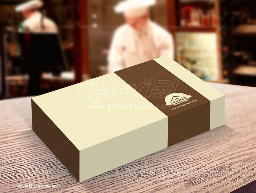 طراحی بسته بندی شکلات / Chocolate packaging design